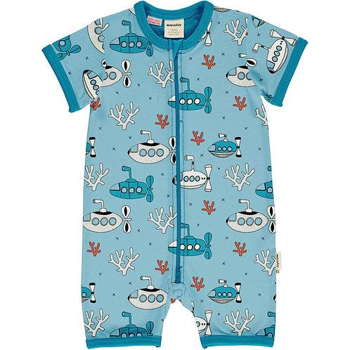 Meyadey Submarine Summer zip suit