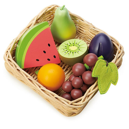 Tender Leaf Fruity Basket