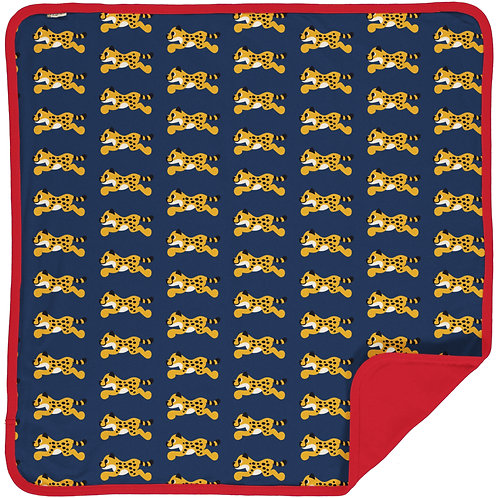 Maxomorra Cheetah Blanket