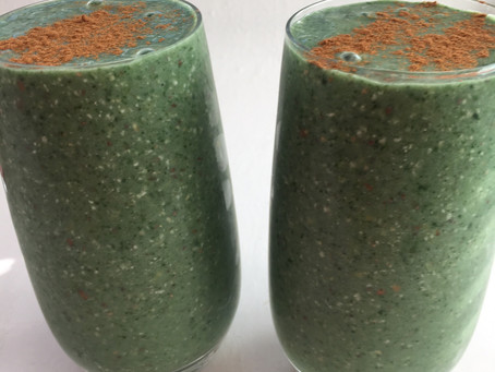 Power by Nutrition Green Smoothie Recipe