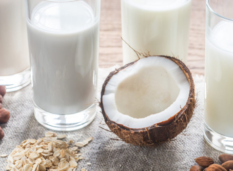 Delicious Dairy Free Alternatives