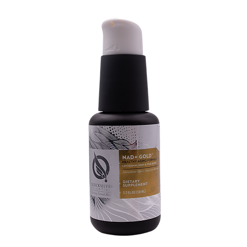 Liposomal NAD+ Gold™ by Quicksilver