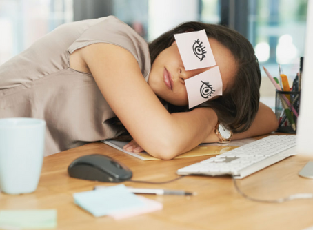 Why You're Feeling So Fatigued