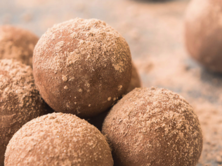 Lighten The Sugar Load This Easter With Alternative Chocolate Truffles!