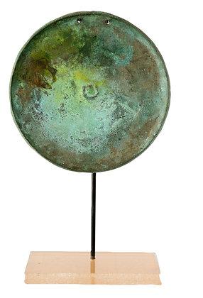 Gong, camboyano. S. XVII-XVIII.