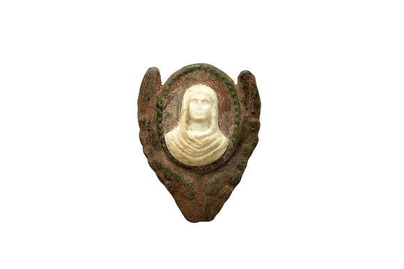 Fíbula Romana Emperatriz Faustina, Península Itálica
