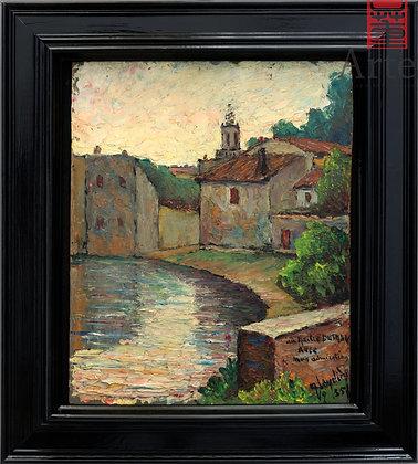 Imagen Impresionista. Francia. Principios del S. XX.