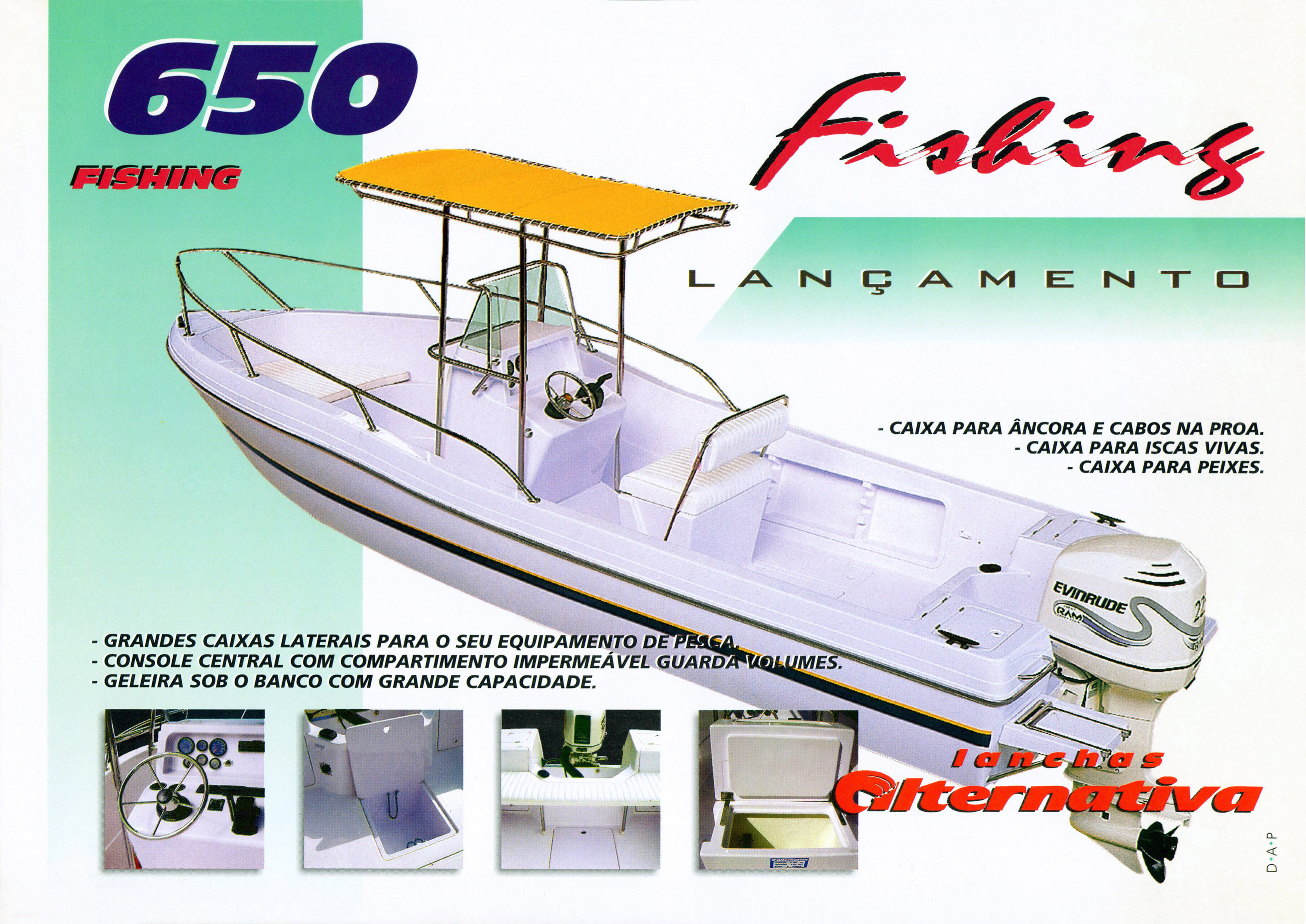 Alternativa 650 Fishing