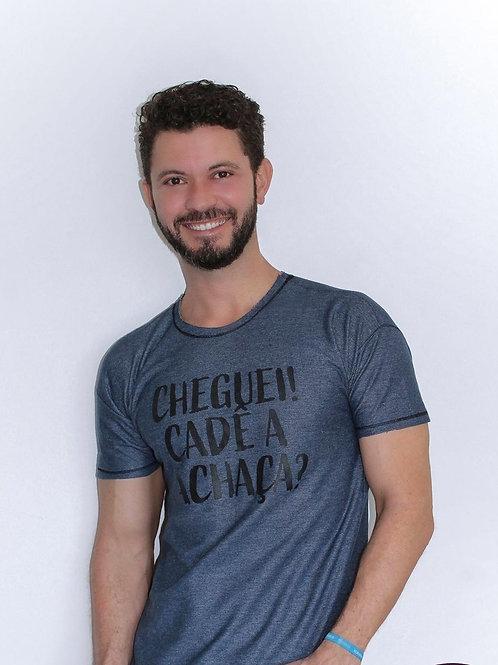 Camiseta Gola Oversized
