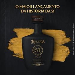 Projeto Premium Cachaça Reserva 51