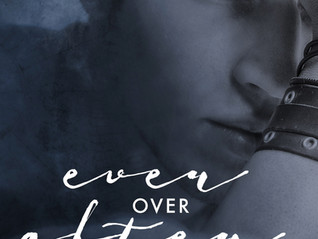 Ever Over After Cover Reveal!