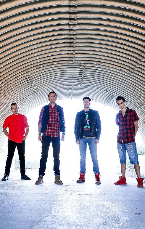 Rouge groupe pop rock français - Biographie