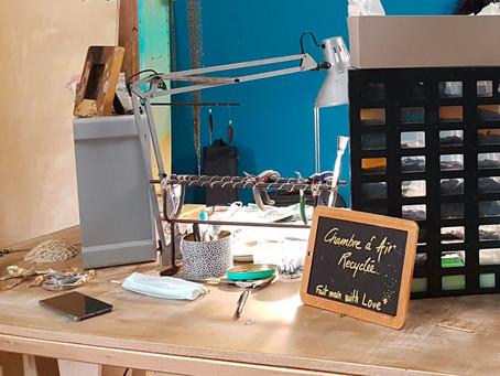 L'atelier/boutik