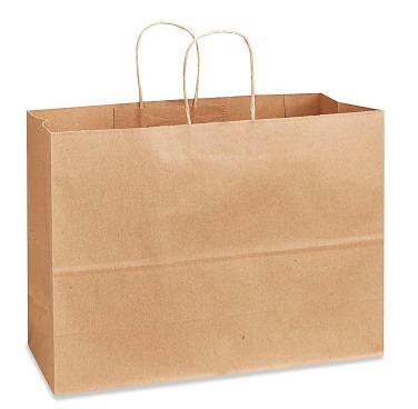 AMBASSADOR Recycled Paper Shopping Bags
