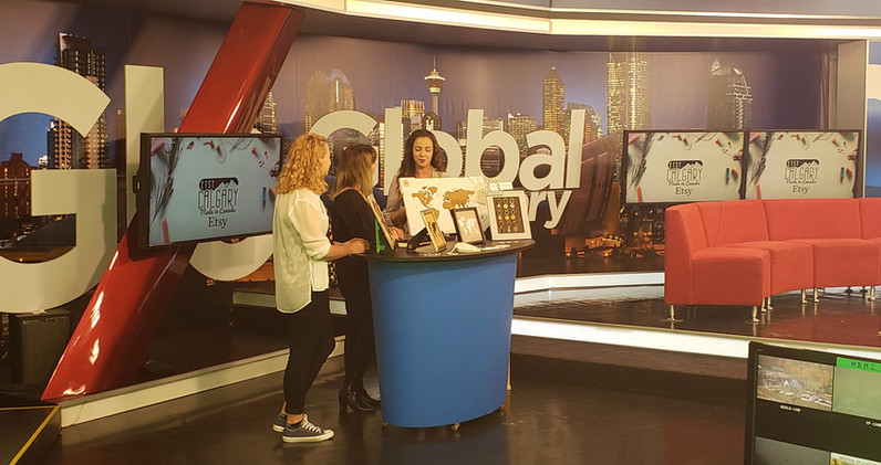 Global News - TV Feature