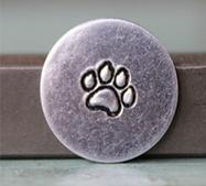 paw stamp