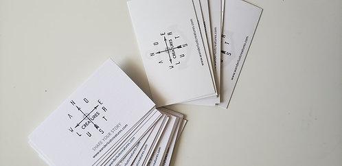 AMBASSADOR Business Cards