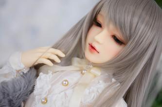 VOLKS SD 沖田総司 Romantic Glance ver