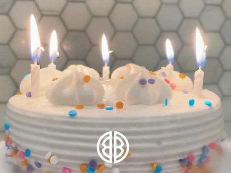 🎂Happy Birthday to us!