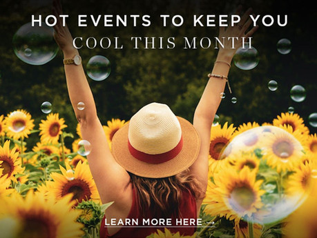 HOT 🔥 EVENTS...