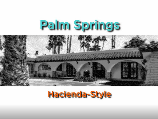 New Listing ⭐ Palm Springs