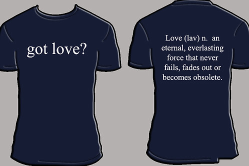 GOT LOVE T-SHIRT