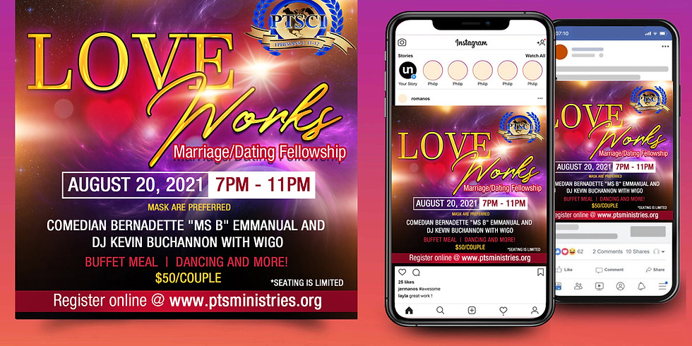 Love Works  Marriage Fellowship!