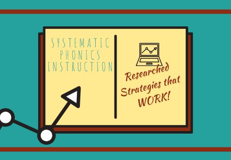 Systematic Phonics Instruction (Researched Strategies that WORK!)