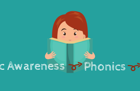 Move from Phonemic Awareness to Phonics to Fluency