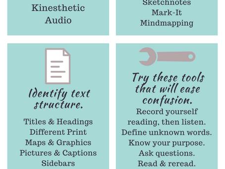 Fiction vs. Nonfiction Comprehension Strategies