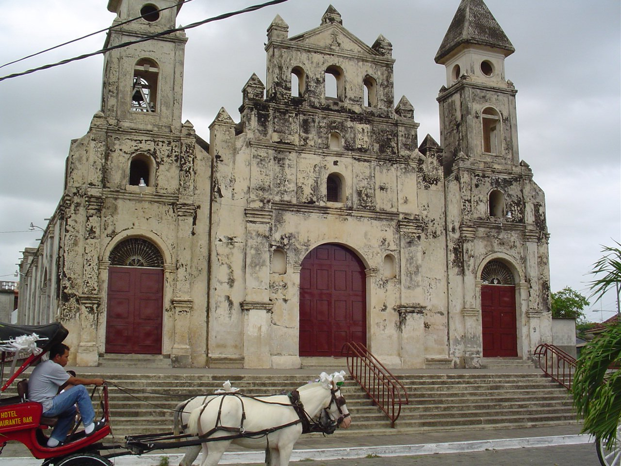 Nicaragua Sightseeing Ricozz Tours