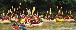 White Water Rafting - Costa Rica