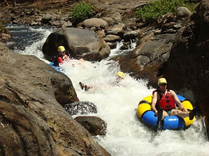 White Water Rafting - Costa Rica Ricozz