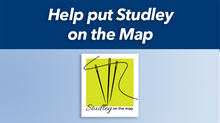 Let's help get Studley on the Map!