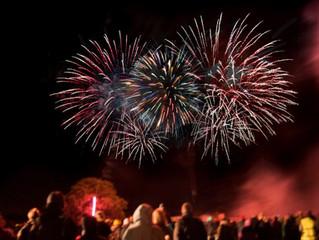 Studley Fireworks Extravaganza!