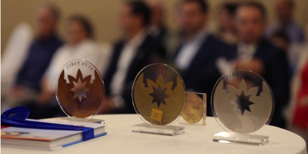 2ème Concours International des Eaux Gourmet AVPA - Paris 2018
