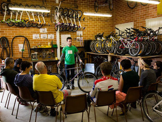 Bike Care & Maintenance Courses by Sydney Cycleways