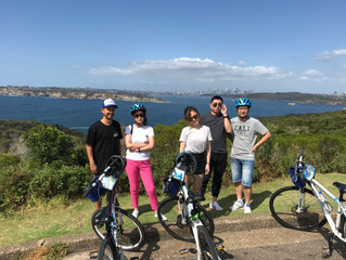 Media Guided Tour for Destination New South Wales