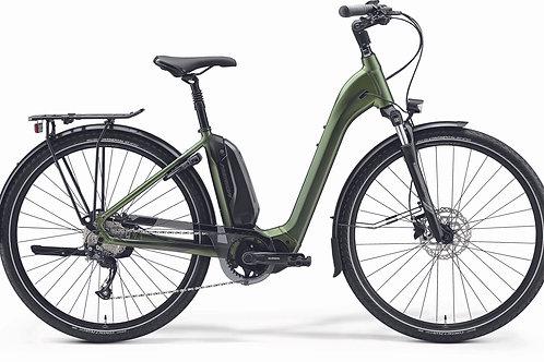 Merida eSpresso City 300 EQ 504Wh Electric Hybrid Bike Silk Green/Grey