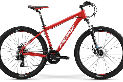 Merida Big Seven 10 MD Mountain Bike Race Red/White