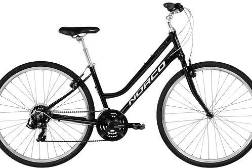 Norco Yorkville Women's Cruiser Bike Black