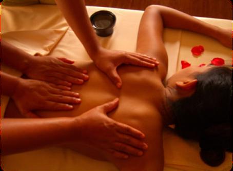 Double Touch Massage