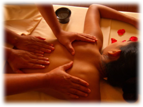 Double Touch Massage