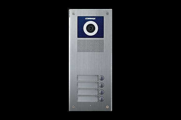 Videoportero Commax Cuatro Botones DRC-4UC