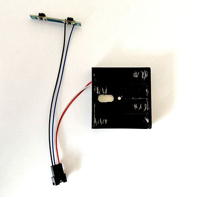Porta baterías para Cerradura Adel LH5