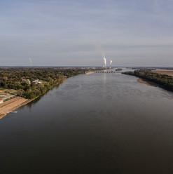 Ohio River, Newburgh IN
