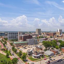 Downtown Evansville Waterfront