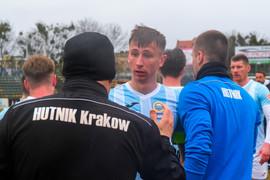 Olimpia Grudziądz - Hutnik Kraków zdj. E
