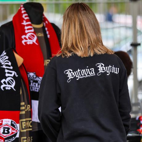Bytovia Bytów - Hutnik Kraków, fot. Pawe