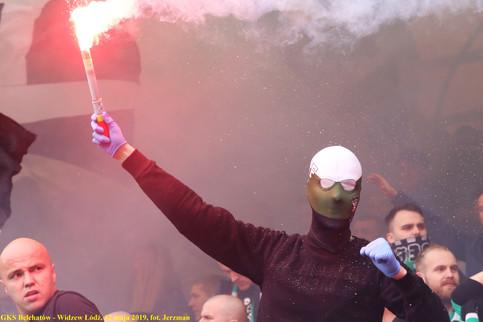 GKS Bełchatów - Widzew Łódź (99).jpg